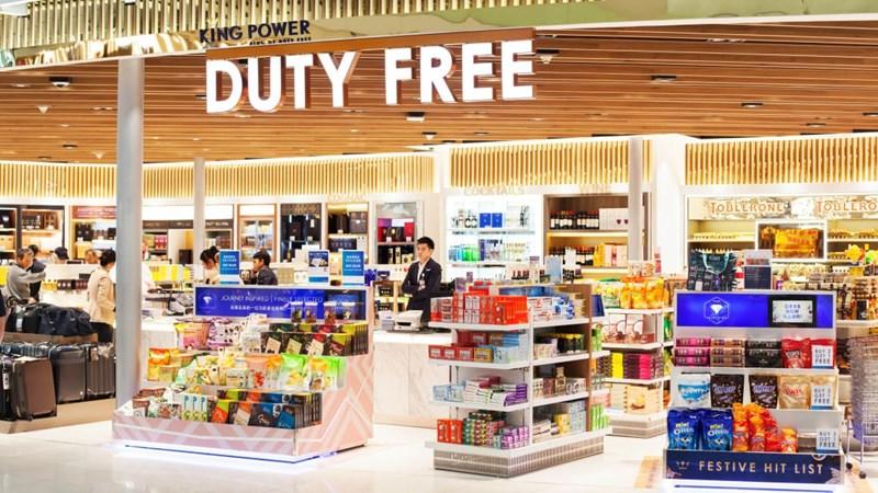 Thủ tục hải quan đối với hàng hóa đưa vào bán tại cửa hàng miễn thuế