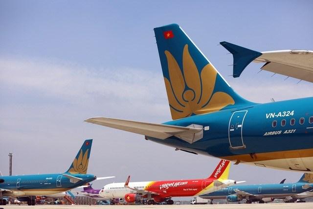 Giảm 50% giá dịch vụ cất, hạ cánh cho các chuyến bay nội địa đến hết ngày 31/12/2021