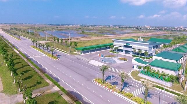 Aurora IP đón sóng sản xuất xanh toàn cầu