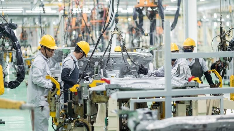 Nhiều chính sách ưu đãi hỗ trợ cho ngành sản xuất ô tô trong nước phát triển
