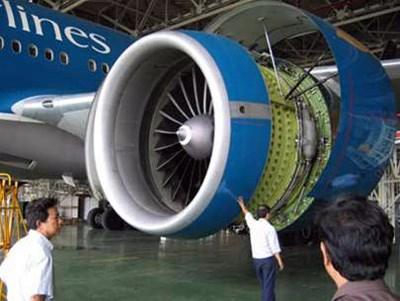 Thủ tục liên quan việc nhập khẩu phụ tùng, vật tư máy bay
