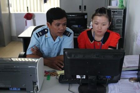 Hải quan Nghệ An mở rộng hải quan điện tử trong năm 2013