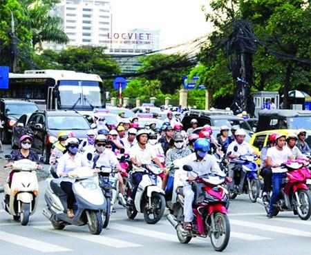 Không thu phí hạn chế phương tiện giao thông cá nhân đường bộ theo đầu phương tiện