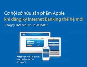 VIB ra mắt dịch vụ Internet Banking thế hệ mới