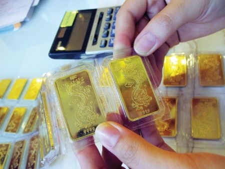 Người dân sẽ yên tâm hơn khi mua vàng miếng