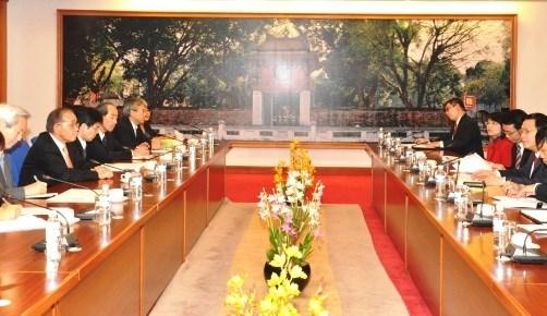 Bộ Tài chính Việt Nam tăng cường hợp tác với Nhật Bản trong lĩnh vực tài chính công