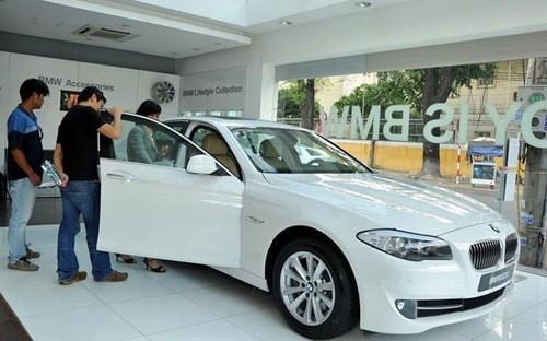 BMW Việt Nam bị truy thu thuế gần 83 tỷ đồng