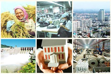 Quý I/2013: Kinh tế vĩ mô có nhiều tín hiệu đáng mừng!
