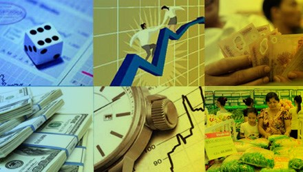 Kinh tế 4 tháng nhìn từ ba mục tiêu vĩ mô