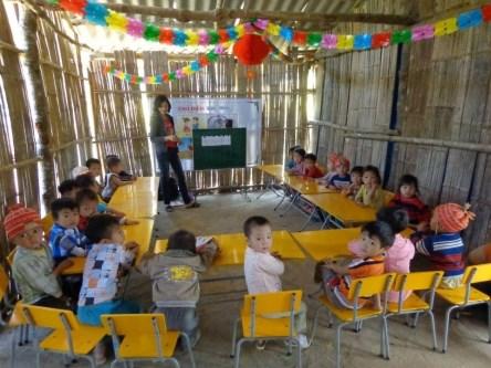 BAOVIET Bank phát động chương trình từ thiện tại Bắc Kạn