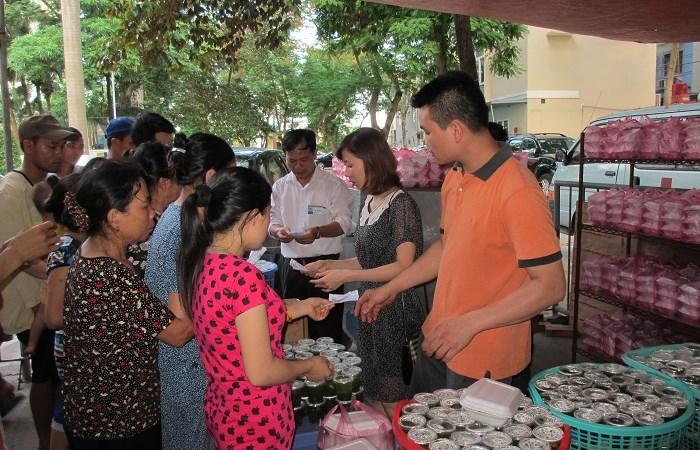 Công ty cổ phần Gama Việt Nam tặng quà từ thiện nhân dịp 1/6 tại Bệnh viện Nhi TW