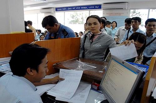 Nộp thuế qua mạng sẽ giảm số giờ nộp thuế