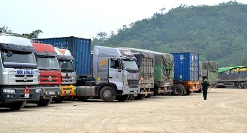 Xử lý hàng hóa tồn đọng tại cảng biển, cửa khẩu