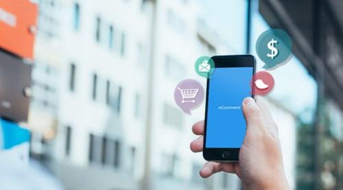 Ứng dụng mua sắm trên di động nở rộ