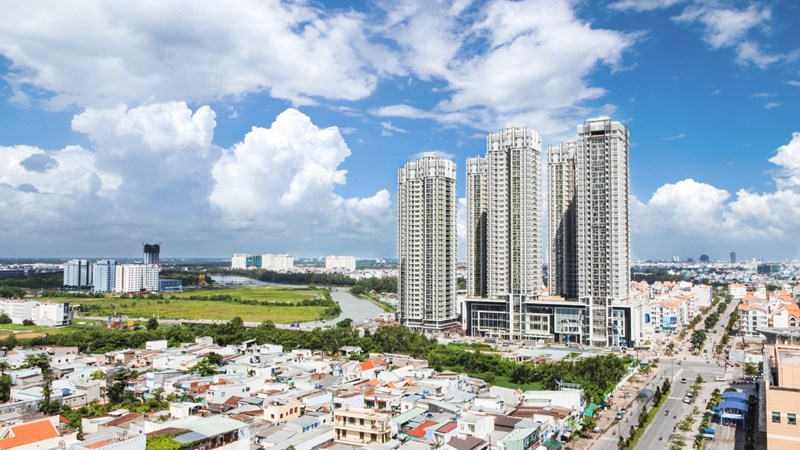 Doanh nghiệp bất động sản thành lập mới tăng mạnh