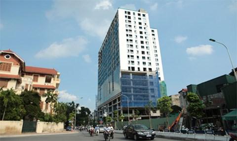 Văn phòng Chính phủ trả lời về việc xử lý sai phạm tại tòa nhà 8B Lê Trực