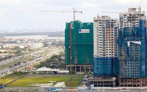 Sự bứt tốc của thị trường địa ốc đang hụt hơi?