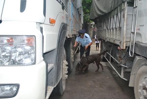 Nóng buôn lậu ma túy tuyến biên giới Lạng Sơn