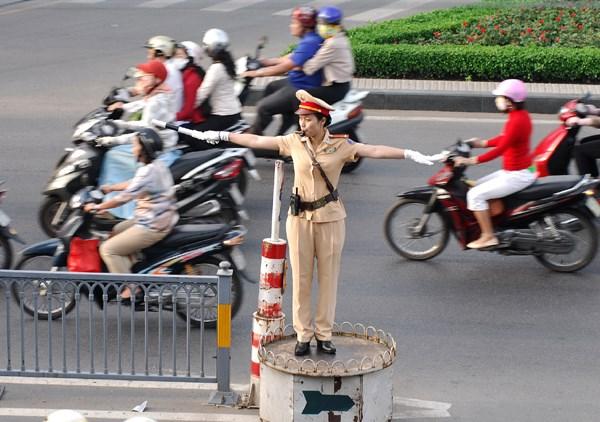 Tăng mức phạt đối với nhiều vi phạm giao thông