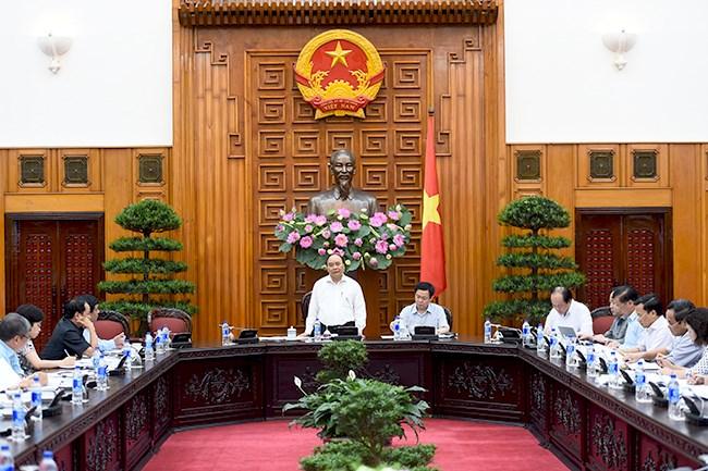 Thủ tướng Chính phủ chỉ đạo việc giải ngân kế hoạch đầu tư công năm 2016