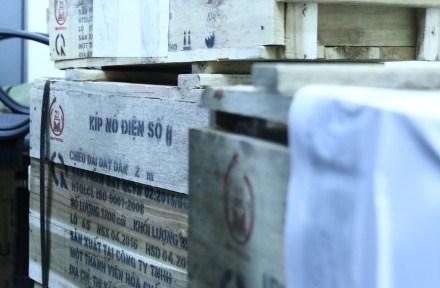 Kiểm tra hoạt động vật liệu nổ công nghiệp, hóa chất độc hại nguy hiểm