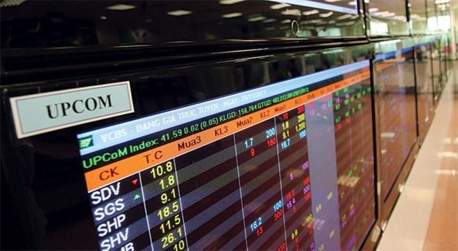 Nới biên độ dao động giá, giá trị giao dịch UPCoM tăng 192%