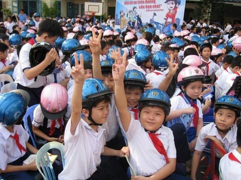 Doanh nghiệp sản xuất, phân phối mũ bảo hiểm, cần điều kiện gì?
