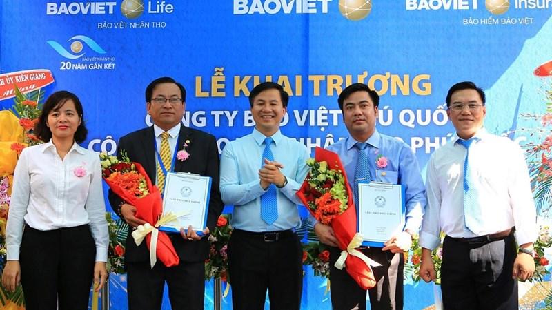 Tập đoàn Bảo Việt đẩy mạnh mở rộng mạng lưới kinh doanh tại Phú Quốc