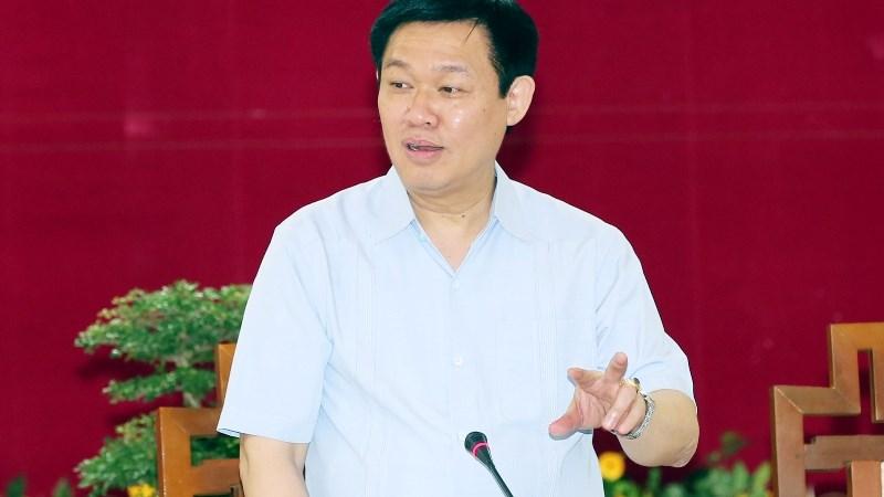 Phó Thủ tướng chủ trì phiên họp về tình hình ứng trước vốn đầu tư