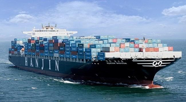 """Khuyến cáo trước nguy cơ phá sản của """"ông lớn"""" vận tải biển Hàn Quốc"""