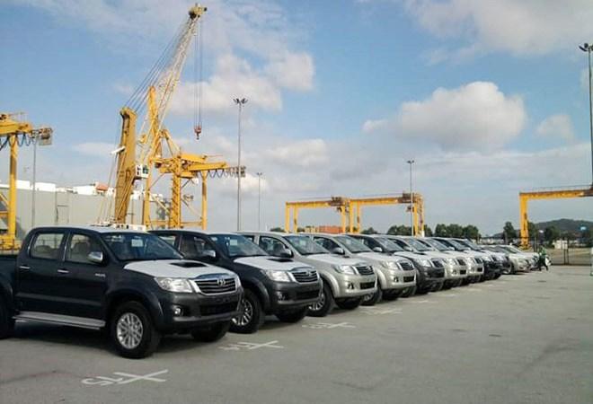 Tăng cường công tác quản lý đối với mặt hàng ô tô nhập khẩu