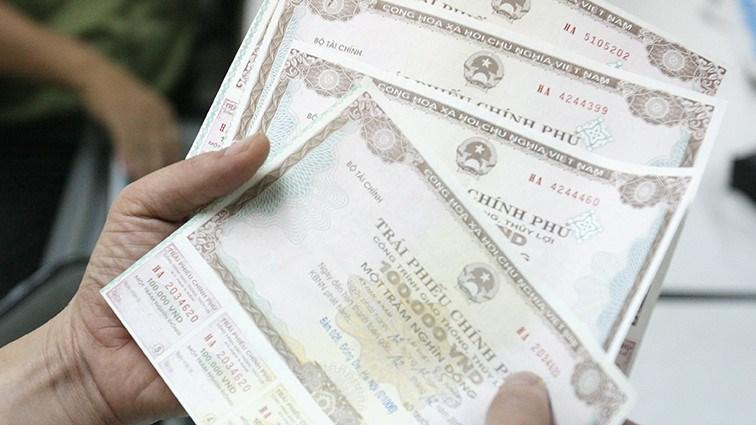 Huy động được 13.000 tỷ đồng trái phiếu chính phủ bảo lãnh trong 11 tháng