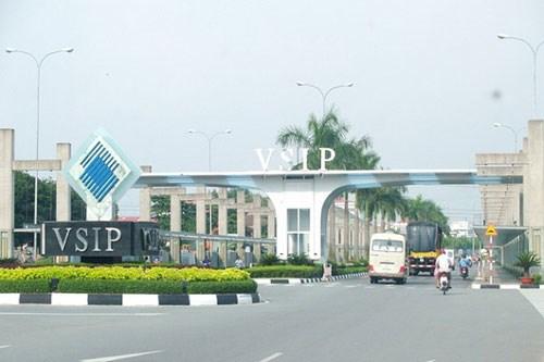 Xây dựng, kinh doanh cơ sở hạ tầng khu công nghiệp Việt Nam - Singapore III