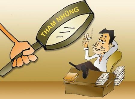 Đẩy mạnh công tác phòng, chống tham nhũng, buôn lậu, gian lận thương mại