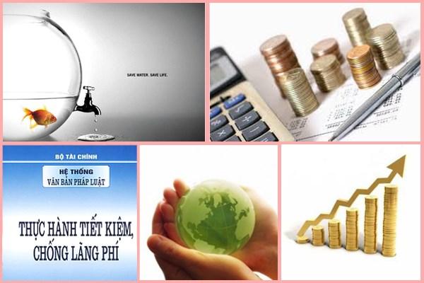 Đồng bộ giải pháp thực hành tiết kiệm, chống lãng phí giai đoạn 2016 - 2020