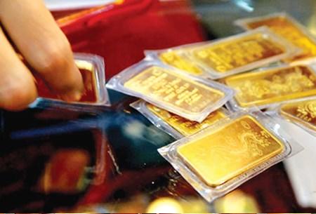 Giá vàng vẫn tăng ngày giáp Tết