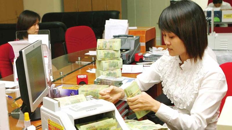 Cơ cấu lại thị trường tài chính, trọng tâm là các tổ chức tín dụng