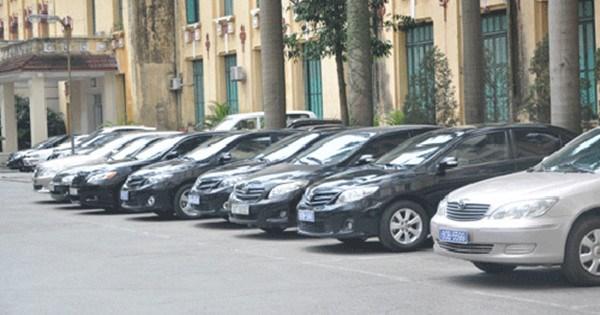 Tiêu chuẩn, định mức và mức giá mua xe ô tô như thế nào?