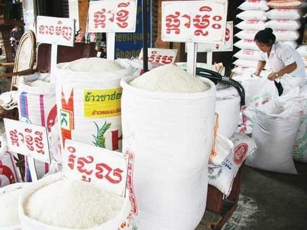 Nhiều hàng hóa từ Campuchia hưởng thuế suất nhập khẩu 0%