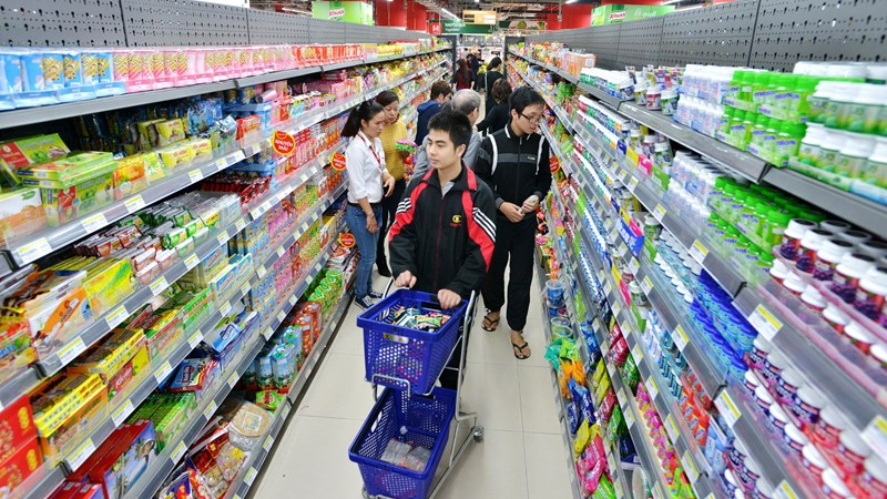 Doanh nghiệp Việt yếu thế trước cơn lốc hàng ngoại