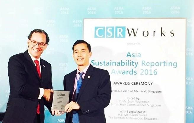 Kiểm toán nội bộ thực hiện đảm bảo Báo cáo Tích hợp và Báo cáo Phát triển bền vững