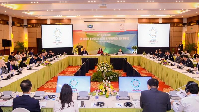 """""""Trao đổi thông tin tín dụng trong phạm vi khối APEC ngày càng trở nên cấp thiết"""""""