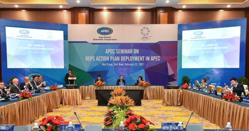 Những nội dung trọng tâm tại Hội nghị Quan chức Tài chính Cao cấp APEC