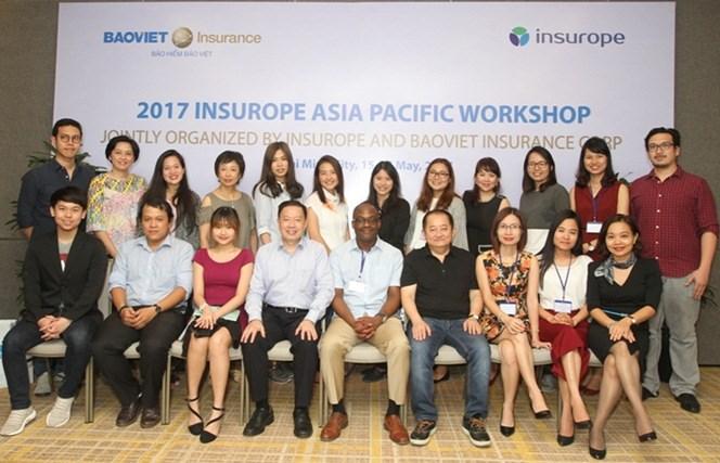 Bảo hiểm Bảo Việt và Insurope tổ chức hội thảo bảo hiểm đa quốc gia