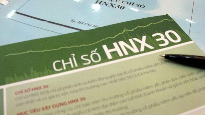 HNX30 đạt giá trị giao dịch đạt hơn 403 nghìn tỷ đồng sau 5 năm