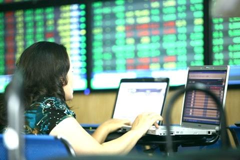 Mức vốn hóa thị trường chứng khoán tăng 25,7% so với cuối năm 2016