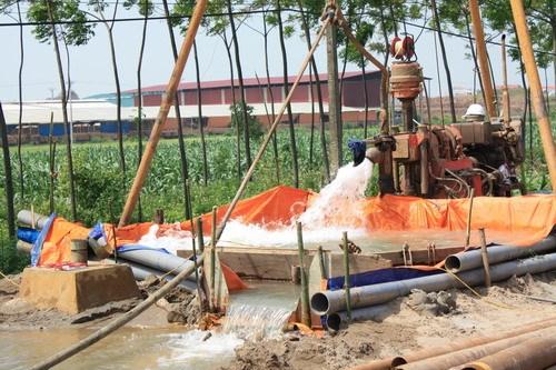 Trường hợp nào phải nộp tiền cấp quyền khai thác tài nguyên nước?