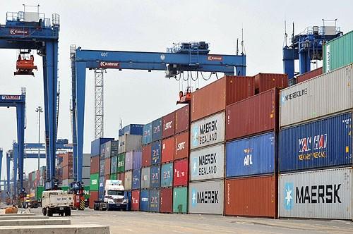 7 tháng đầu năm kim ngạch hàng hoá nhập khẩu ước tăng 24%