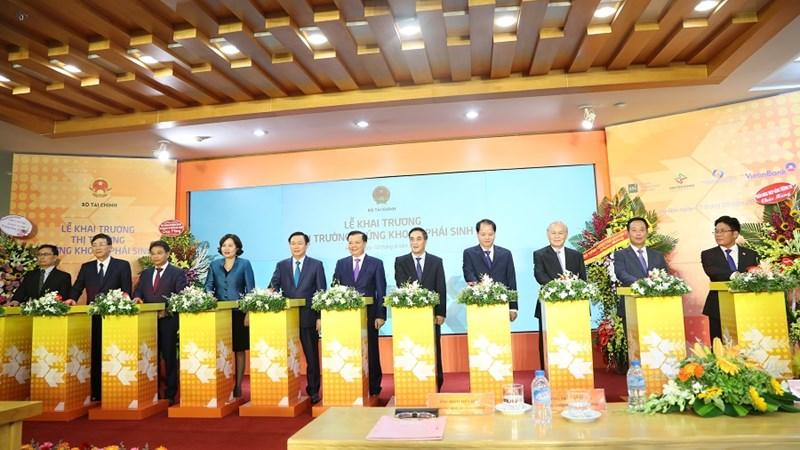 Lễ khai trương thị trường chứng khoán phái sinh Việt Nam