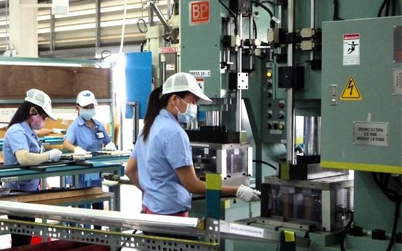 Chỉ số tồn kho toàn ngành công nghiệp chế biến, chế tạo tăng 9,8%